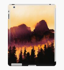 Castle Mountain  iPad Case/Skin
