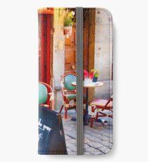 Bouchon Lyonnais iPhone Wallet/Case/Skin