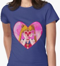 love it Womens Fitted T-Shirt