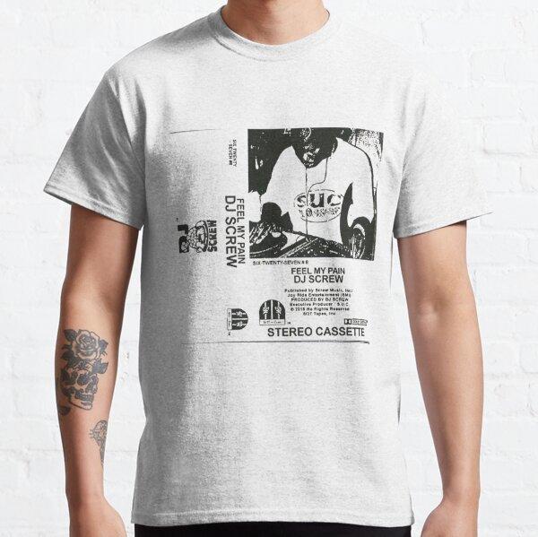 DJ SCREW - FÜHLE MEINEN SCHMERZ Classic T-Shirt