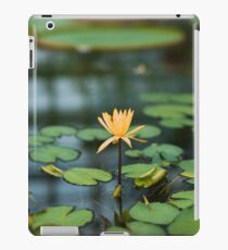 Yellow Lily  iPad Case/Skin