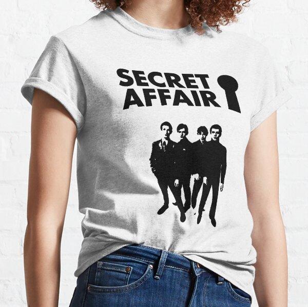 Secret Affair t shirt ska mod  Classic T-Shirt