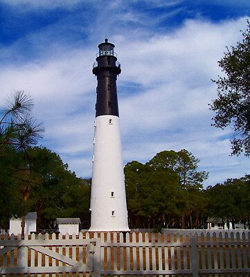 Hunting Island Lighthouse by JEdMc91