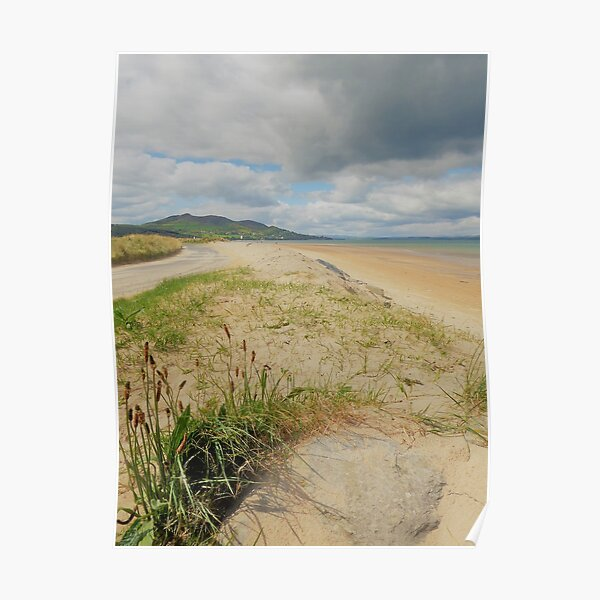 Lisfannon Beach Donegal..........................Ireland Poster