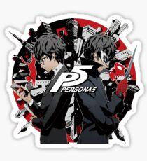 Persona 5 Me and Myself Sticker