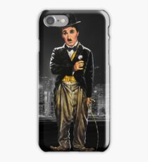 charlie chaplin iPhone Case/Skin