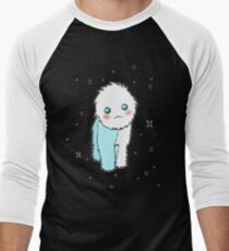 Cute Yeti Men's Baseball ¾ T-Shirt