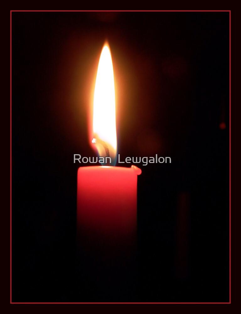 Even in the darkest hour... by Rowan  Lewgalon