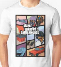 PUBG GTA Unisex T-Shirt