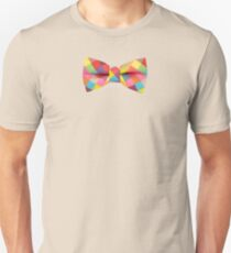 Colorful Bow tie Unisex T-Shirt