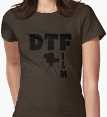 Film T Shirt  Womens Fitted T-Shirt