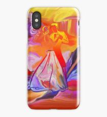 Dance me to the end of love -  Art + Products Design  iPhone Case/Skin
