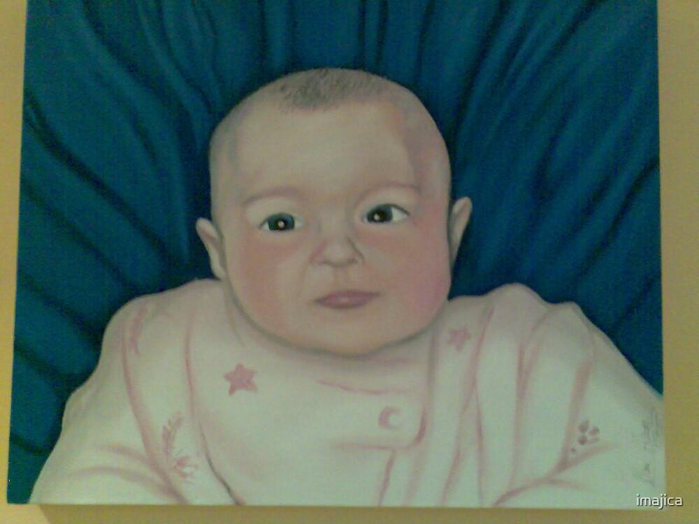 baby portrait by imajica