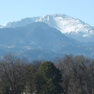 Pikes Peak by catscan
