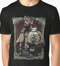Conor McGregor Card Graphic T-Shirt