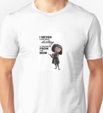 Edna Mode The Incredibles Unisex T-Shirt