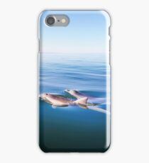 Magic Moments - Dolphins 1 iPhone Case/Skin
