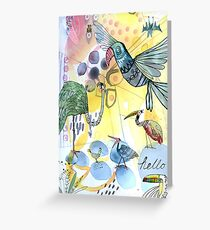 Hello Everyone - it's party time! Greeting Card