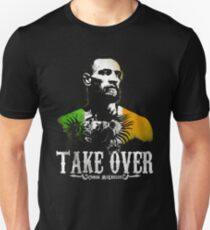 Take Over - Conor McGregor Unisex T-Shirt
