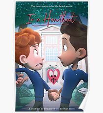 In a Heartbeat - Official Film Poster Poster