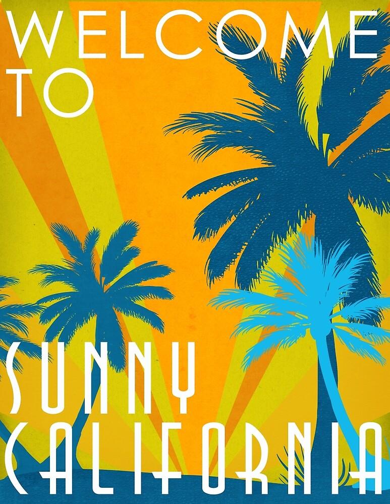 Sunny California by empirestudio