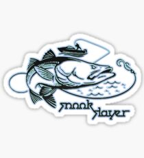 Snook Slayer Outdoors Fishing Design Sticker