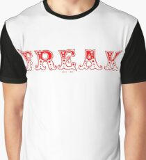 FREAK SHOW - Art By Kev G Graphic T-Shirt