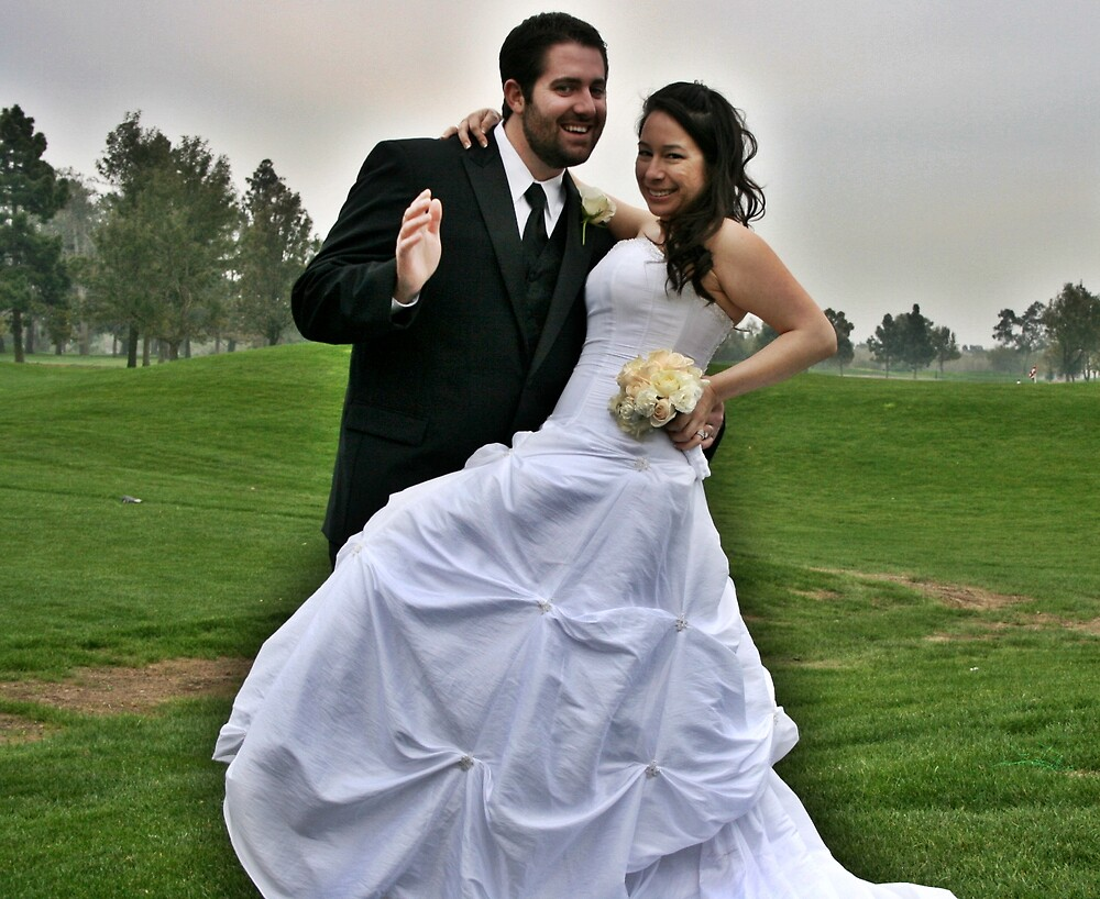 Just Married by Melissa  Carroll