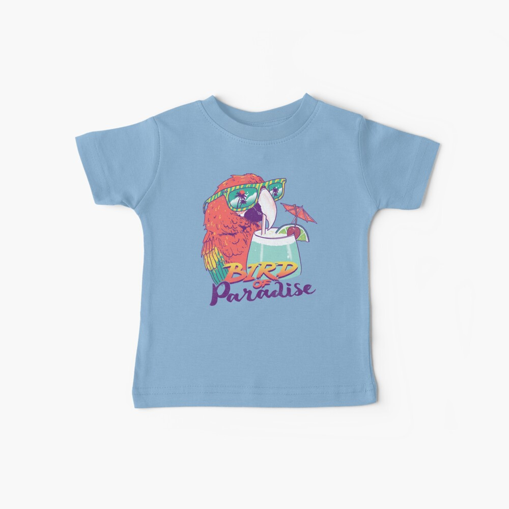 AVE del Paraiso Camiseta para bebés