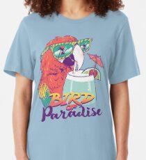 Bird Of Paradise Slim Fit T-Shirt