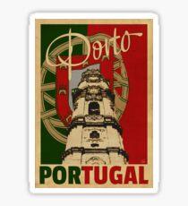 PORTO PORTUGAL Sticker