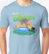 Backyard Vacation T-Shirt