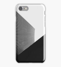 Manchester, Architecture Inspired by War iPhone Case/Skin