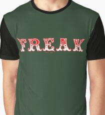 FREAK OUT - Art By Kev G Graphic T-Shirt