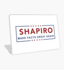 Vinilo para portátil Ben Shapiro: Haz que los hechos vuelvan a ser geniales