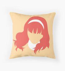 Celica - FE:Echoes Throw Pillow