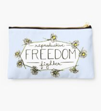Reproductive Freedom Fighter Studio Pouch