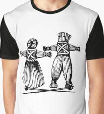 Voodoo Dolls Graphic T-Shirt