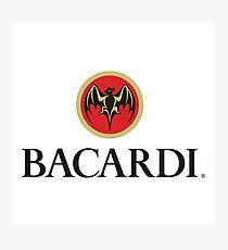 BACARDI Photographic Print