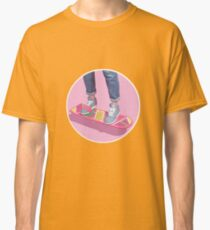 90s Aesthetic Hoverboard Classic T-Shirt