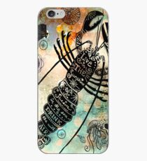 Larry the Lobster - loving the Ocean iPhone Case