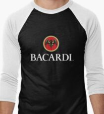 BACARDI Men's Baseball ¾ T-Shirt