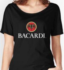 BACARDI Women's Relaxed Fit T-Shirt