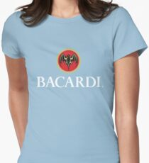 BACARDI Womens Fitted T-Shirt