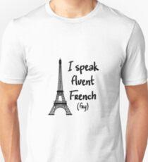 Fluent French T-Shirt