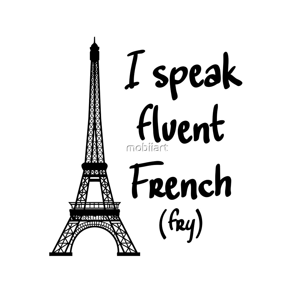 Fluent French by mobiiart