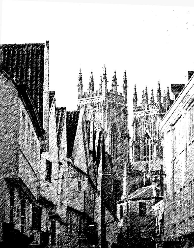 The Minster, York by John Brotheridge