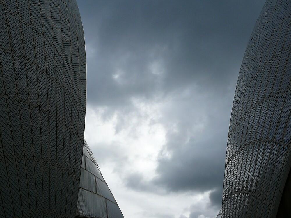 Sydney Opera House by gertbytrucks