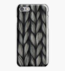 Knitted Yarn iPhone Case/Skin