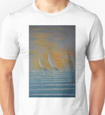 We Are Sailing Across The Water T-Shirt